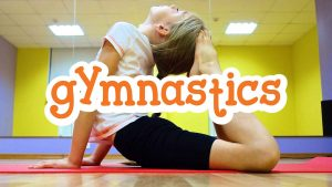 Gymnastics at Camp 4 Champs
