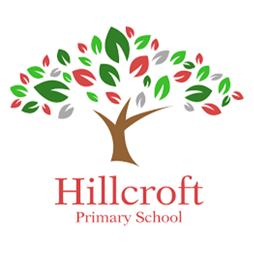 Hillcroft Primary School logo