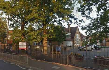 Hillcroft Primary School, Caterham