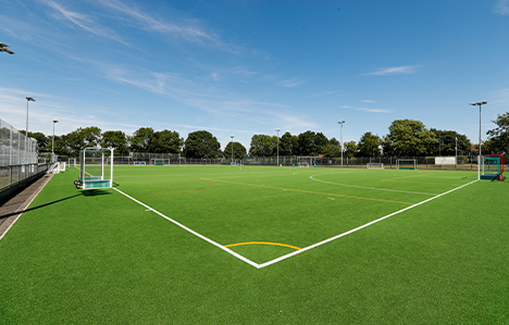 Warlingham School & Sixth Form College - Pitch