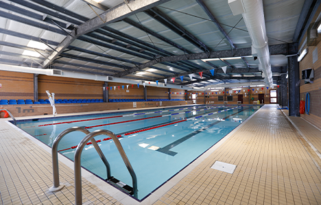 Warlingham School & Sixth Form College - Swimming Pool