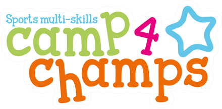 Camp 4 Champs Logo