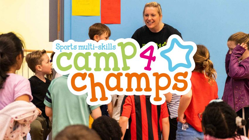 Camp 4 Champs Activities