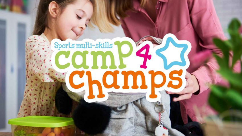 Camp 4 Champs All About Me Form
