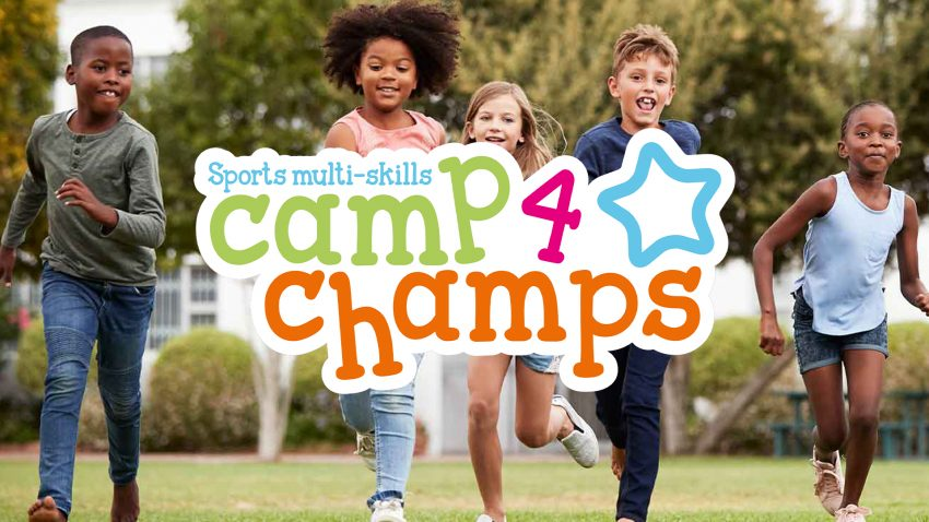 Book your Camp 4 Champs holiday club