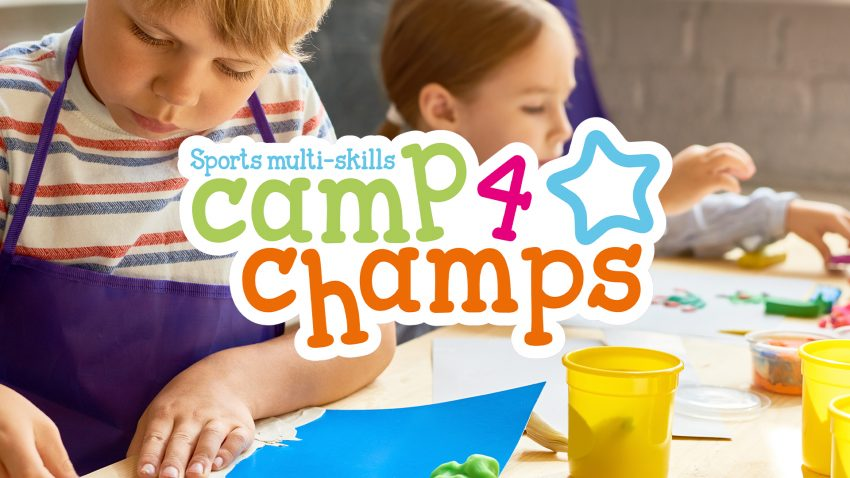 Camp 4 Champs Early & Extended Camps