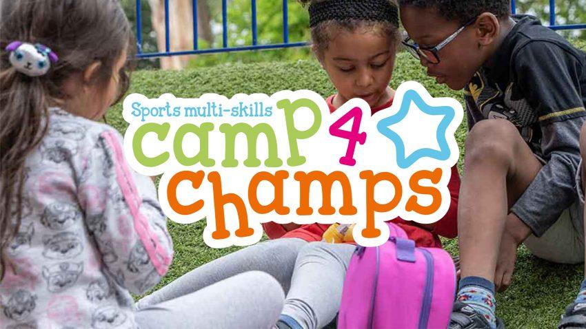 Camp 4 Champs Recommend a Friend