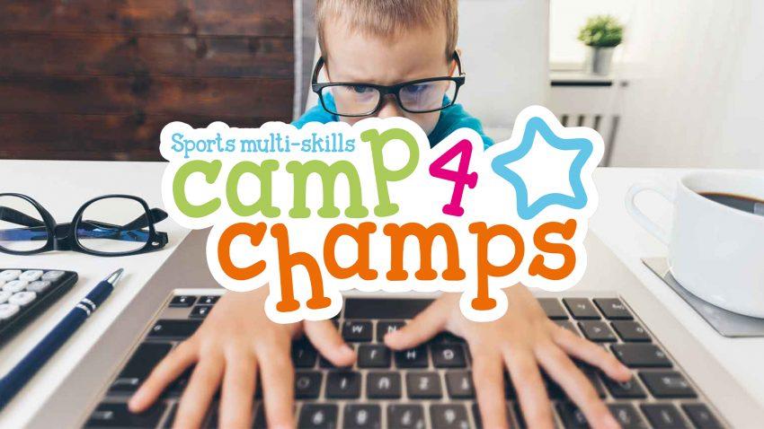 Camp 4 Champs Childcare Vouchers
