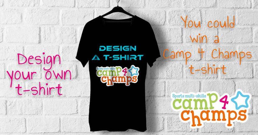 Design a t-shirt competition