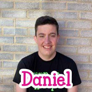 Daniel - Assistant Coach at Camp 4 Champs