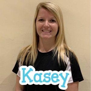 Kasey - Coach at Camp 4 Champs